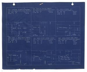 Primary view of object titled '[Survey Blueprint #11]'.