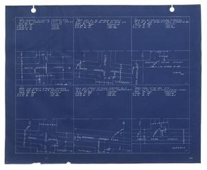 Primary view of object titled '[Survey Blueprint #14]'.