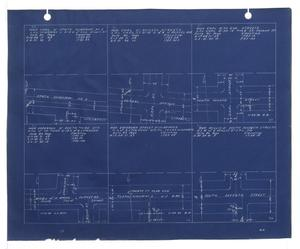 Primary view of object titled '[Survey Blueprint #15]'.
