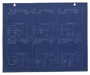 Primary view of object titled '[Survey Blueprint #24]'.
