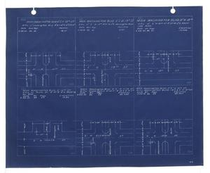 Primary view of object titled '[Survey Blueprint #25]'.