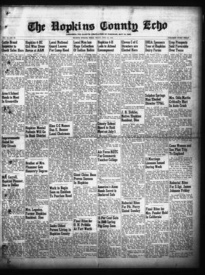 Primary view of object titled 'The Hopkins County Echo (Sulphur Springs, Tex.), Vol. 74, No. 25, Ed. 1 Friday, June 24, 1949'.