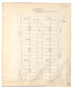 Continuation of Elmwood of Parts of Lots 1 and 2, Block 8, B. Austin Survey Number 91, Taylor County, Texas
