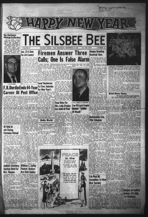 Primary view of object titled 'The Silsbee Bee (Silsbee, Tex.), Vol. 47, No. 44, Ed. 1 Thursday, December 30, 1965'.
