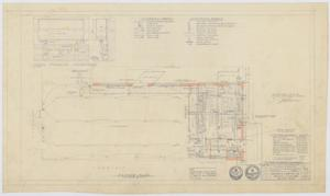 Primary view of object titled 'Elementary School Building Addition, Munday, Texas: Floor Plan'.