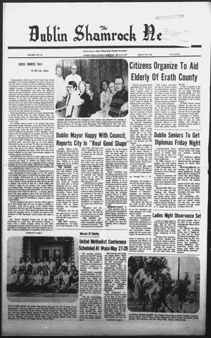 Primary view of The Dublin Shamrock News (Dublin, Tex.), Vol. 1, No. 45, Ed. 1 Sunday, May 22, 1977