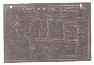 Continuation of Scott Highway Place, a Subdivision of Block 19 of the Harris Addition to the Town of Abilene, Texas [#1]