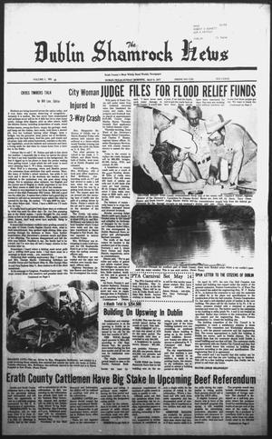 Primary view of The Dublin Shamrock News (Dublin, Tex.), Vol. 1, No. 43, Ed. 1 Sunday, May 8, 1977