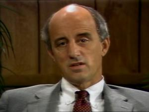Primary view of Interview with Representative Tom Craddick, 1985