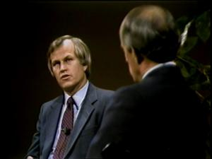 Primary view of Interview with Congressman Charles Stenholm, January 9, 1984