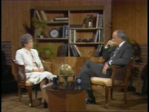 Interview with Dr. Janice Caldwell, April 24, 1987