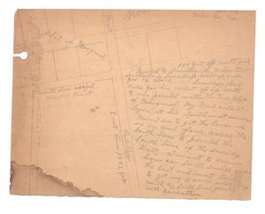 Primary view of object titled 'Town Plat of Maryneal'.
