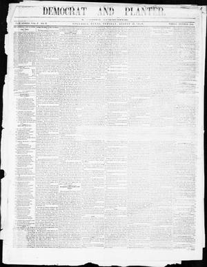 The Democrat and Planter (Columbia, Tex.), Vol. 2, No. 3, Ed. 1, Tuesday, August 19, 1856