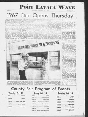 Port Lavaca Wave (Port Lavaca, Tex.), Ed. 1 Thursday, October 12, 1967