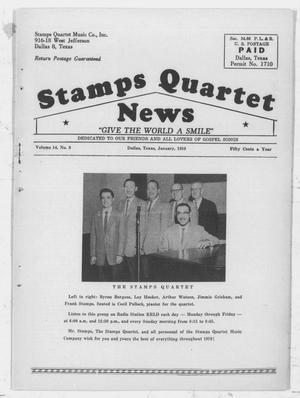 Stamps Quartet News (Dallas, Tex.), Vol. 14, No. 6, Ed. 1 Thursday, January 1, 1959