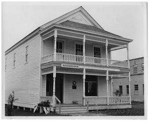 Primary view of object titled 'McClanahan House'.
