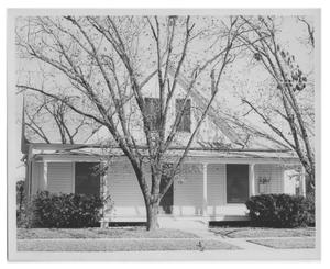 Primary view of object titled 'R. L. Eidson Home'.