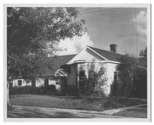 Primary view of object titled 'A. J. Turner/The Saffold Home'.