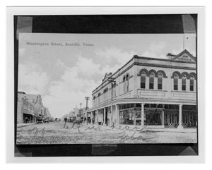 Primary view of object titled 'Praeger Building 1906'.