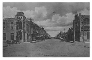 Primary view of object titled 'First National Bank of Beeville'.