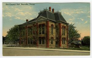 Bee County Jail, 1893