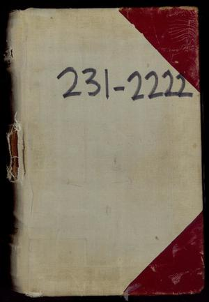 Primary view of object titled 'Travis County Deed Records: Deed Record 28'.