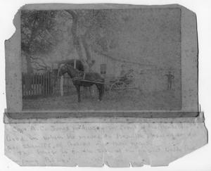 Primary view of object titled 'Captain Allen Carter Jones'.