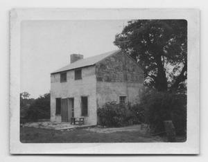 Primary view of object titled 'Allsup House in Beeville'.