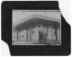 S.A.&A.P./Southern Pacific Depot in Beeville
