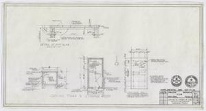 Primary view of object titled 'Abilene Womans Club Building, Abilene, Texas: Miscellaneous Details'.