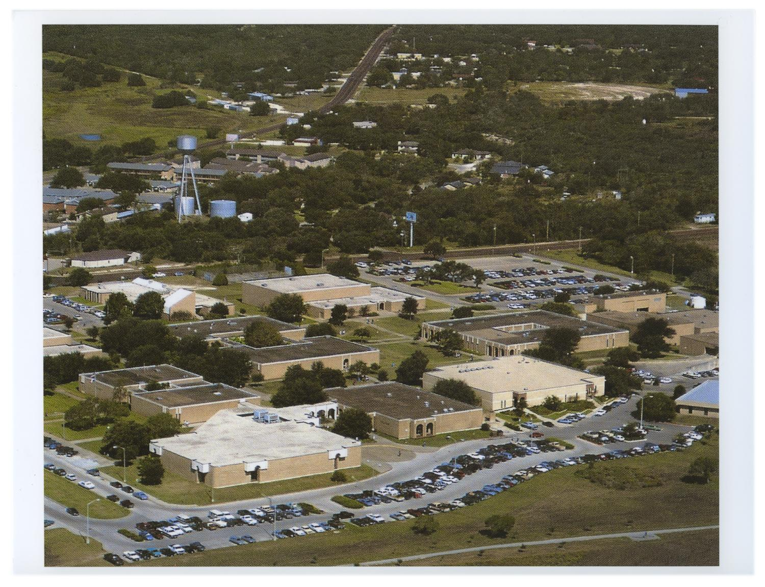 Aerial View of Bee County College                                                                                                      [Sequence #]: 1 of 2