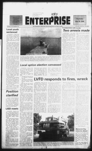 Primary view of object titled 'Polk County Enterprise (Livingston, Tex.), Vol. 124, No. 42, Ed. 1 Thursday, May 25, 2006'.