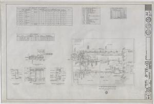 Primary view of object titled 'Abilene Public Library, Abilene, Texas: First Floor Air-Conditioning Plan'.