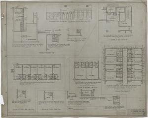Primary view of object titled 'Abilene Hotel: Revised Floor Plan'.