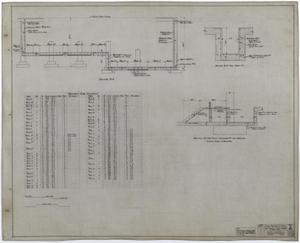 Primary view of object titled 'Abilene Hotel: Sections and Schedule'.
