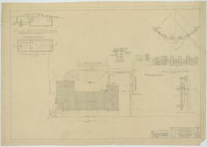 Primary view of object titled 'Garden City High School: Plot Plan'.