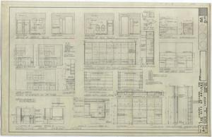 Primary view of object titled 'Abilene Public Library, Abilene, Texas: Miscellaneous Details'.