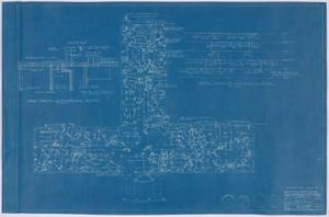 Primary view of object titled 'Hospital Building, Midland, Texas: Plan'.