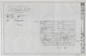 Primary view of object titled 'Abilene Public Library, Abilene, Texas: First Floor Mechanical Plan'.