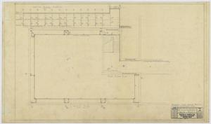 Primary view of object titled 'Iraan High School Addition: Third Floor Plan'.