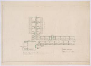 Primary view of object titled 'Elementary School Building Proposal, Seminole, Texas: Floor Plan'.