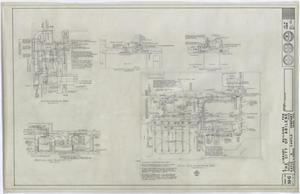 Primary view of object titled 'Abilene Public Library, Abilene, Texas: Second Floor Air Conditioning Plan'.