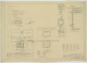 Primary view of object titled 'School Addition, Goldthwaite, Texas: Plans, Details, Elevations, and Schedules'.