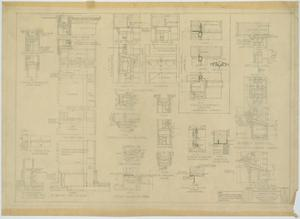Primary view of object titled 'Garden City High School: Miscellaneous Details'.