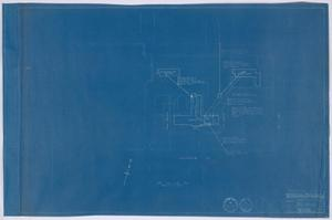 Primary view of object titled 'Hospital Building, Midland, Texas: Plot Plan'.