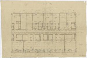 Primary view of object titled 'Abilene Hotel: Framing Plan'.