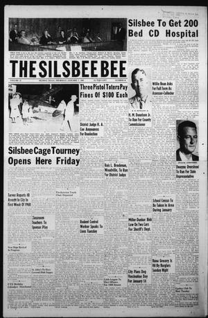 Primary view of object titled 'The Silsbee Bee (Silsbee, Tex.), Vol. 41, No. 44, Ed. 1 Thursday, January 7, 1960'.