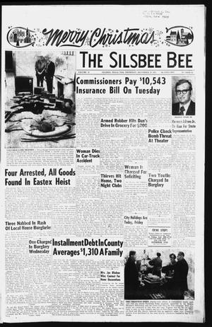Primary view of object titled 'The Silsbee Bee (Silsbee, Tex.), Vol. 53, No. 44, Ed. 1 Thursday, December 23, 1971'.