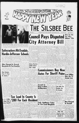 Primary view of object titled 'The Silsbee Bee (Silsbee, Tex.), Vol. 53, No. 45, Ed. 1 Thursday, December 30, 1971'.