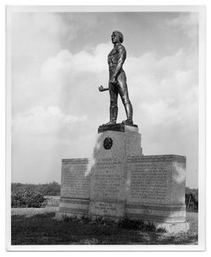 Primary view of object titled '[Dick Dowling Monument]'.